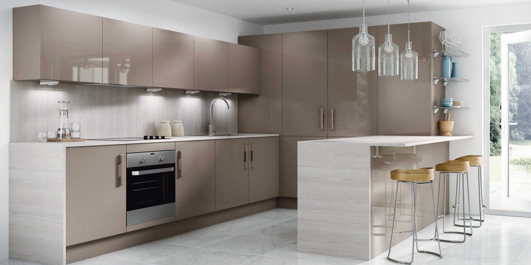 Woodbury gallery kitchens for Kitchens of woodbury